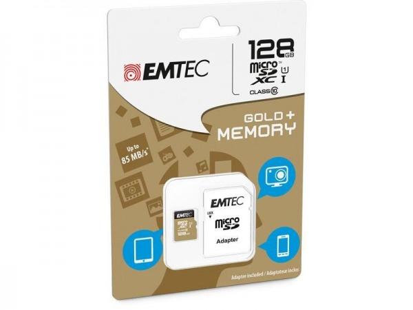 128Gb  microSD kaart voor Mio MiVue C330