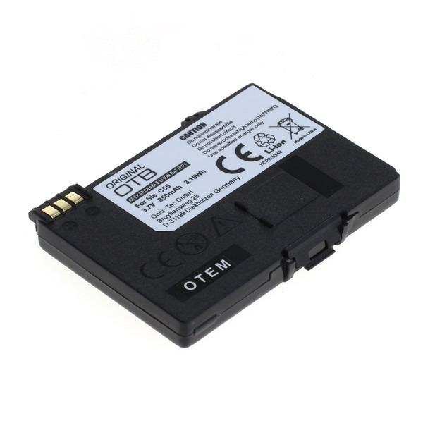 Batterij voor Siemens Gigaset SL1 Li-io