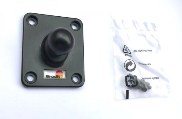 Vaste houder montagebeugel voor TomTom PRO 7250