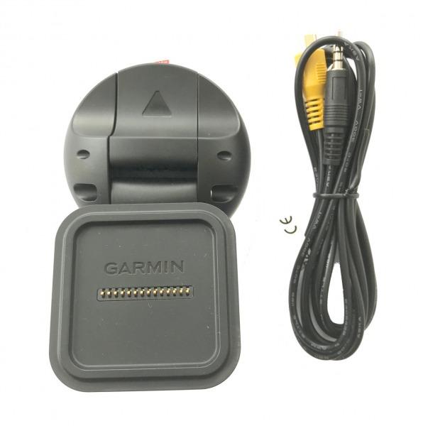 Garmin Zuignap met magnetische steun en video-ingangspoort voor Garmin Camper 785 & Traffic