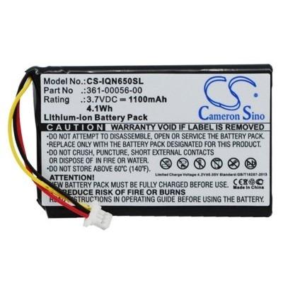 Batterij voor Garmin Camper 660LMT-D