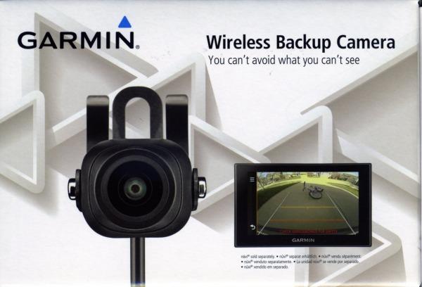 Garmin draadloze achteruitrijcamera  BC™ 30