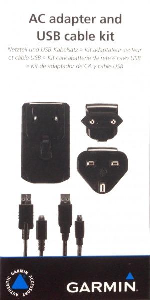Garmin Thuislader Mini/Micro-USB voor Nüvi 34xx/37xx/23xx/16xx