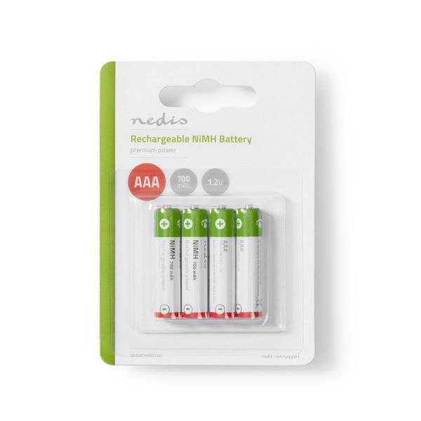 4x telefoon batterij voor T-Com  Sinus 810