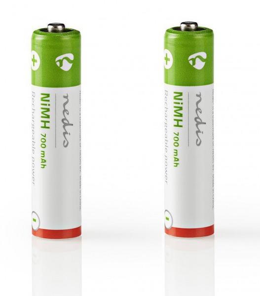 2x telefoon batterij voor Siemens Gigaset AS285 Trio
