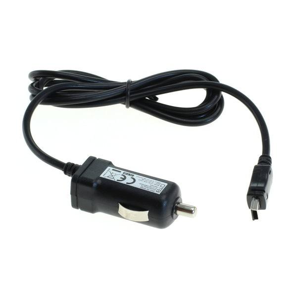 Autolader 2.4A voor  Mio MiVue 788 CONNECT